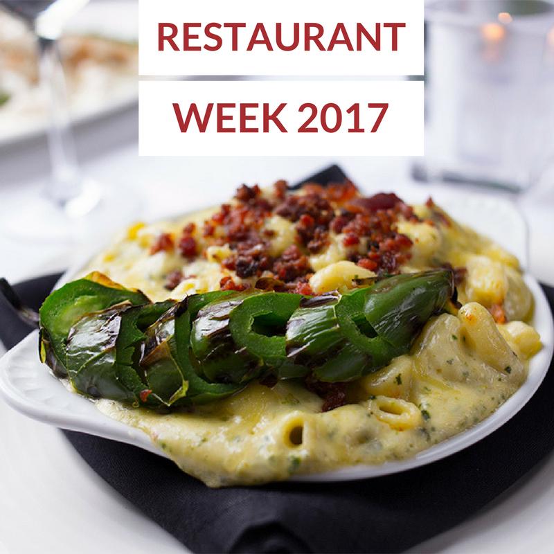 Join Us For Houston Restaurant Weeks 2017, August 1st